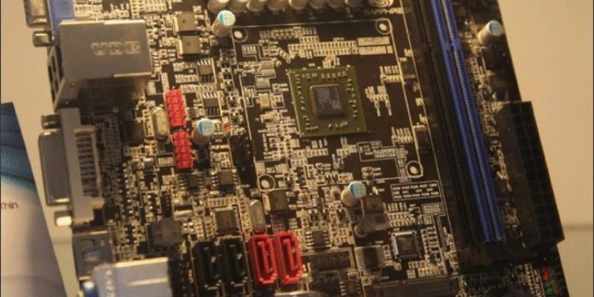 ASRock, ASUS, ECS, MSI y Sapphire muestran sus tarjetas Mini-ITX basadas en Kabini #CTX2013