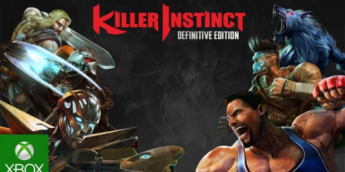Eagle es el próximo personaje de Killer Instinct