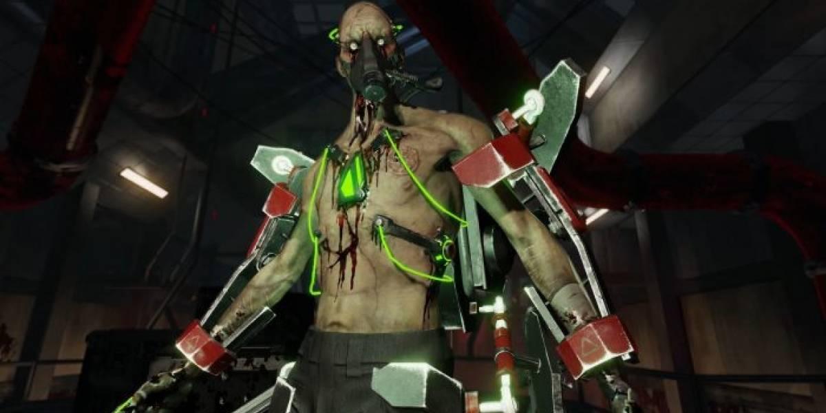 Killing Floor 2 llegará a Xbox One en agosto