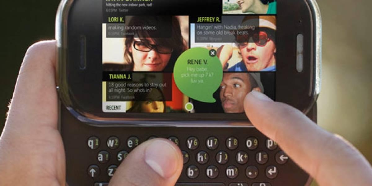 Microsoft Kin ya disponible en Estados Unidos, no se libra de críticas