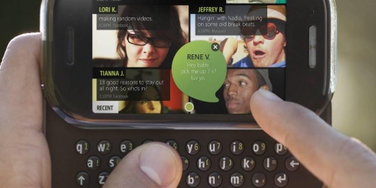 Redes sociales se toman los smartphones