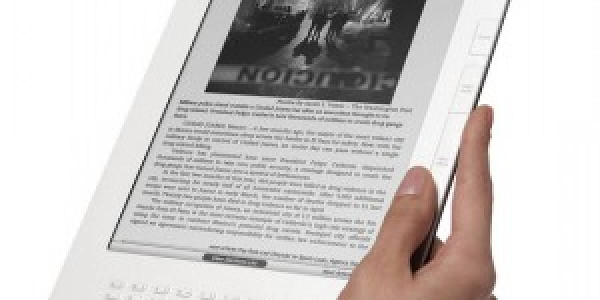 Futurología: Amazon prepara un nuevo Kindle con sonido y video