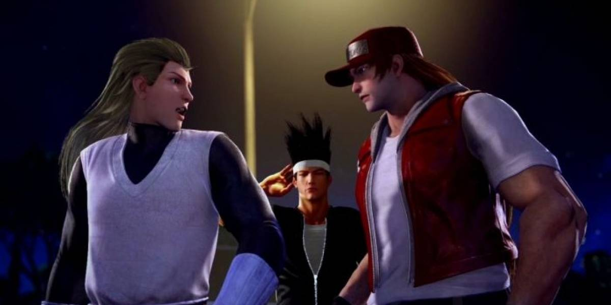 Vean los primeros dos episodios de la serie animada de The King of Fighters