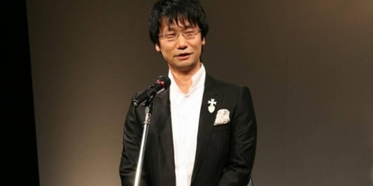 Kojima servirá como guía espiritual del nuevo Castlevania