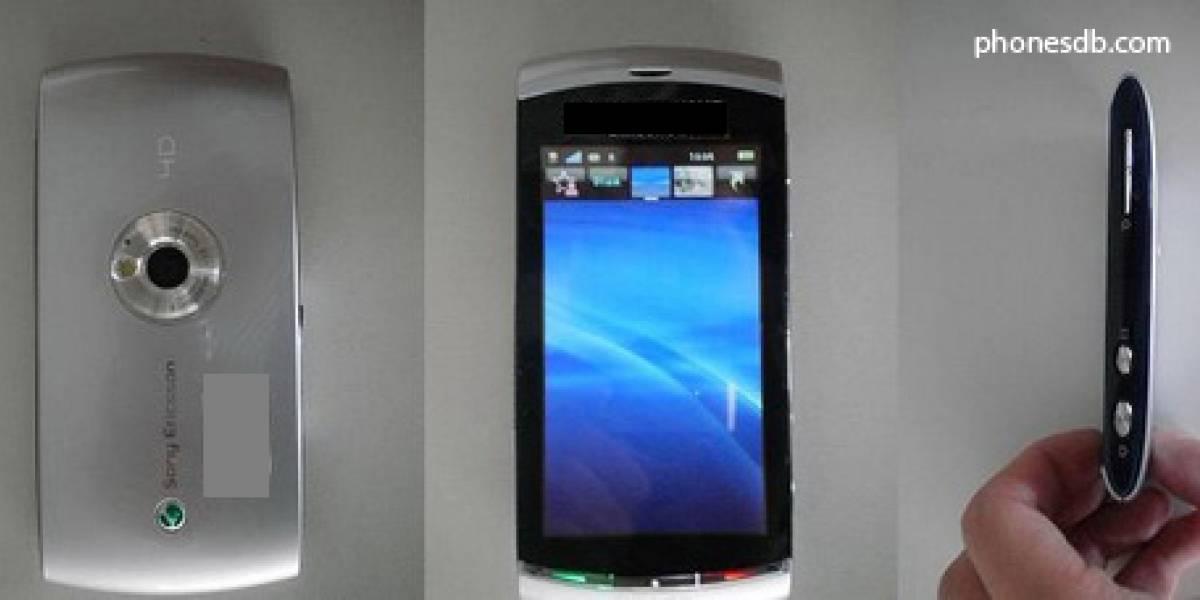 Futurología: Sony Ericsson Kurara