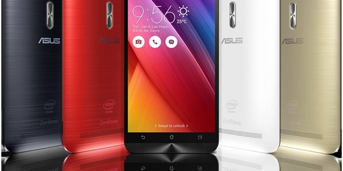 Revisión ASUS Zenfone 2 ZE551ML