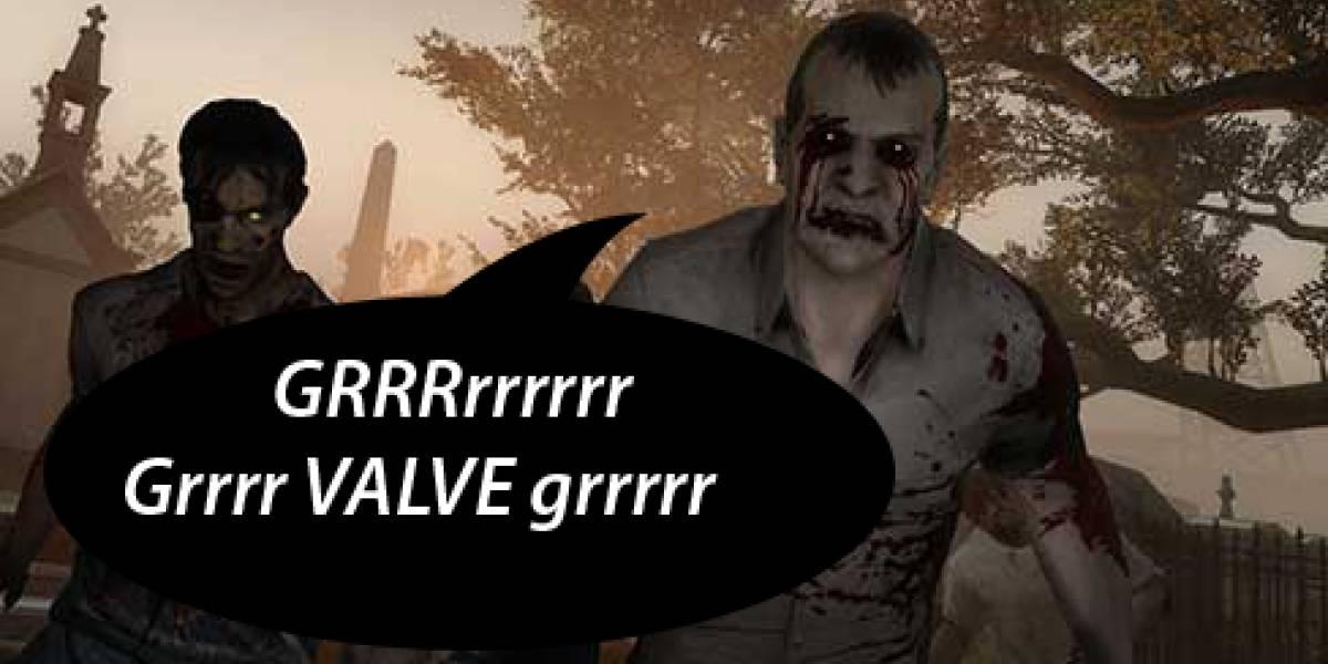 Valve y el contenido descargable de Left 4 Dead: Confien en nosotros