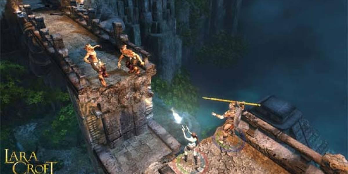 Más información de Lara Croft and the Guardian of Light [GDC10]
