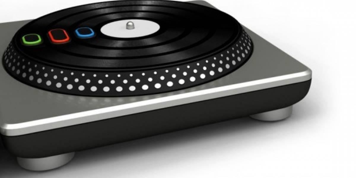 Rompe el chanchito porque DJ Hero podría costar USD$120