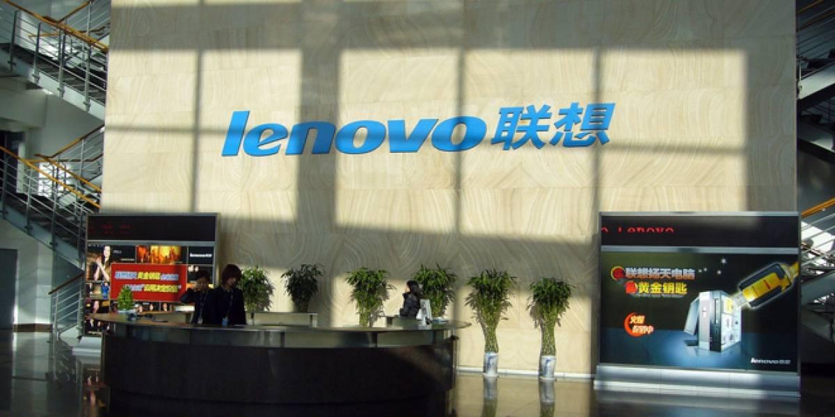 Este año Lenovo será el mayor fabricante de equipos