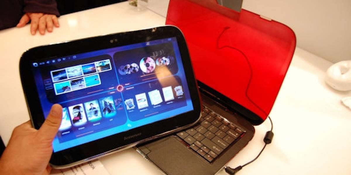 Lenovo suspende la producción del smartbook Skylight y la tablet U1