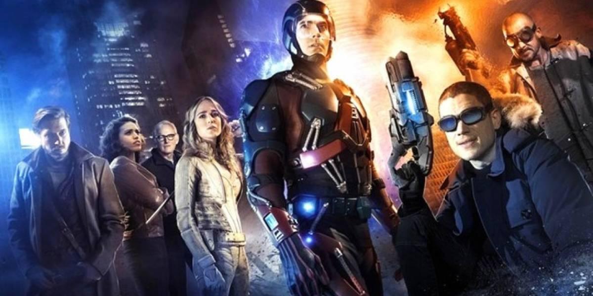 Se liberó el trailer de la serie Legends of Tomorrow de DC