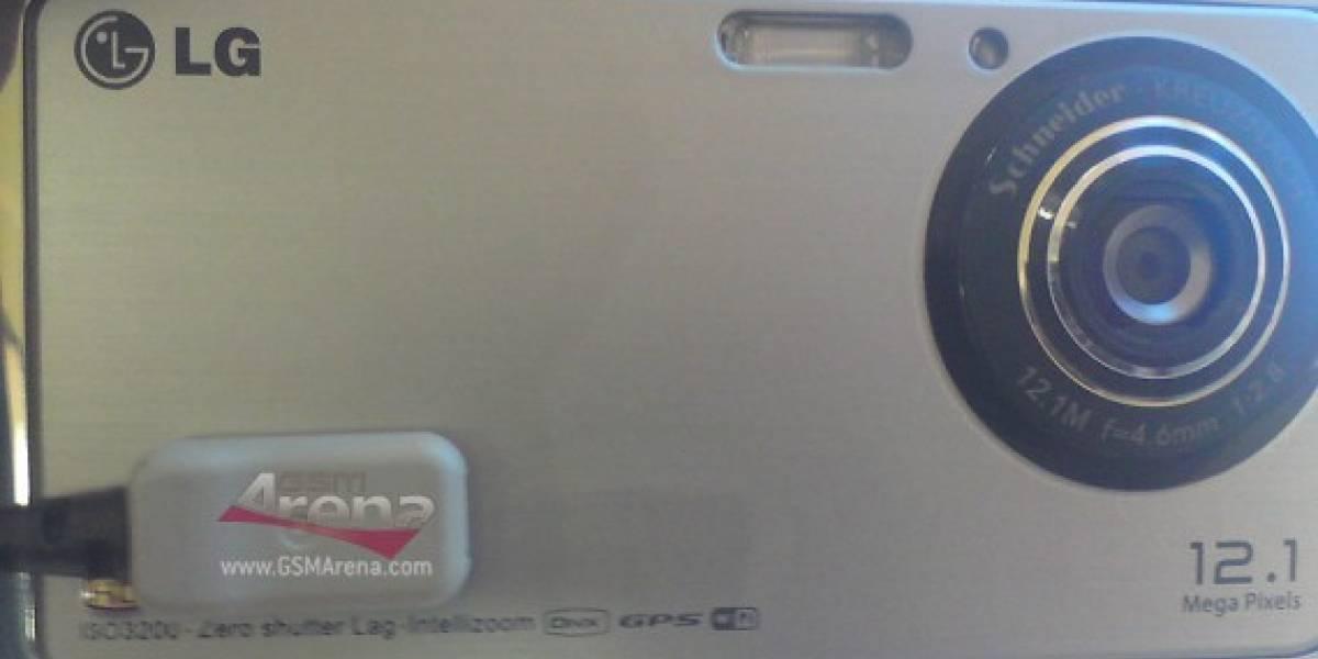 GC990 Louvre: LG se sube al carro de los 12 megapixeles