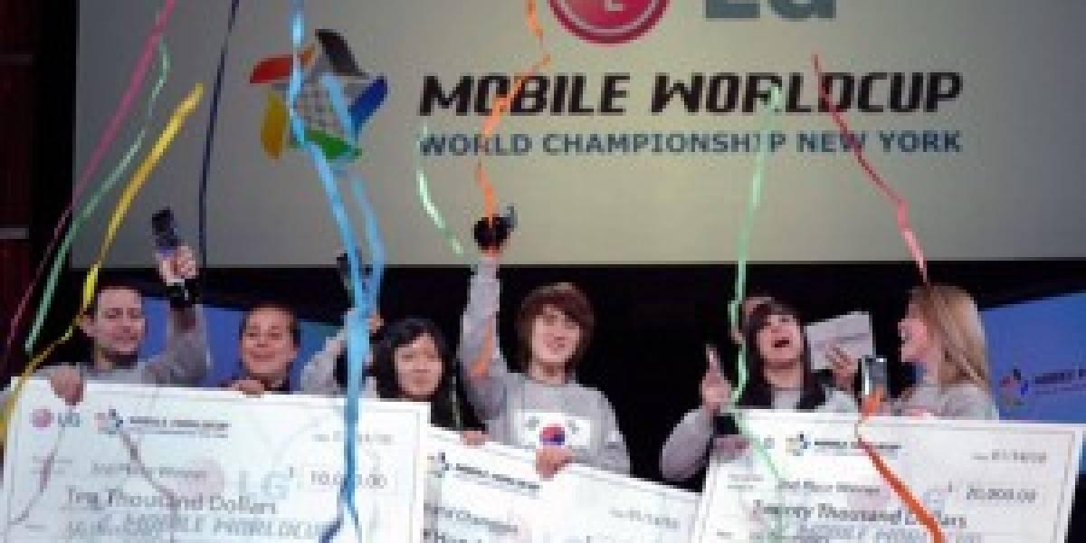 El portugués Pedro Matias es el digitador de SMS más rápido del mundo