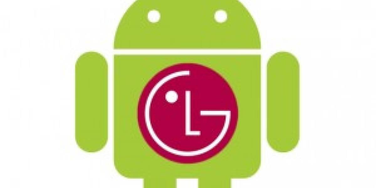 La mayoría de los móviles de LG para 2010 usarán Android