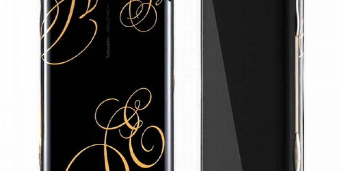 LG BL40 New Chocolate Christmas Edition, con una cámara de 8 MP