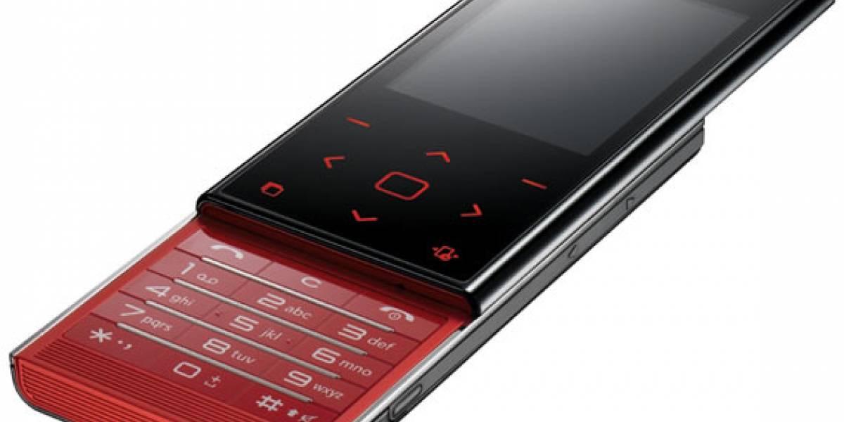 LG Chocolate BL20 presentado oficialmente