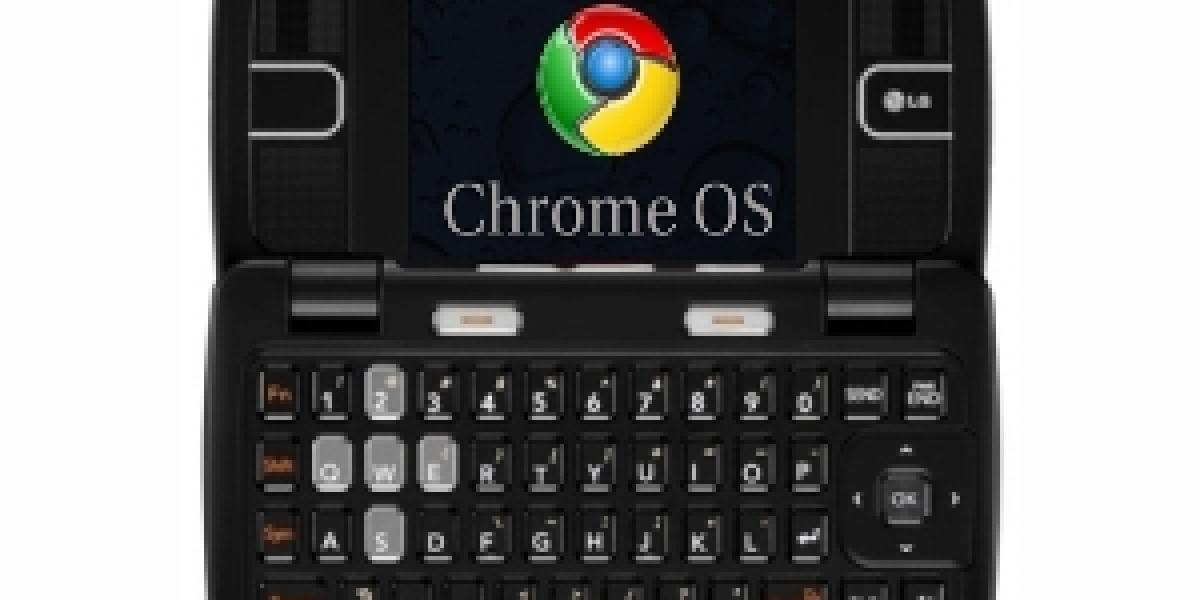 Futurología: Google esta pensando en Chrome OS para los SmartPhones