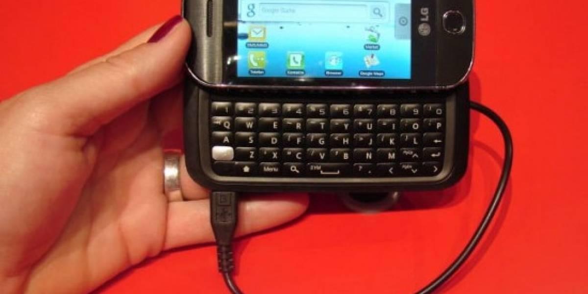 Etna: El primer Android de LG