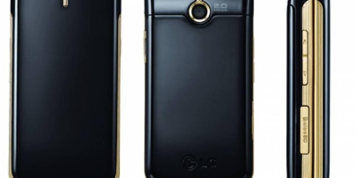 LG GD350: Un móvil económico y elegante