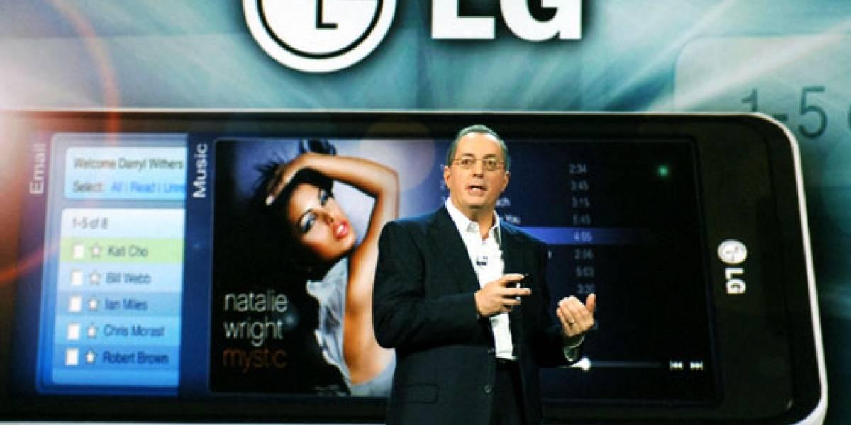 LG ha decidido no fabricar el GW990