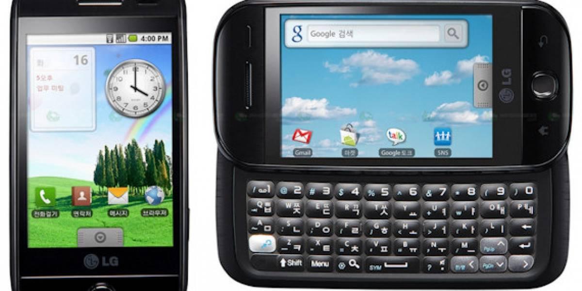 LG Andro-1: La primera joyita androide de LG