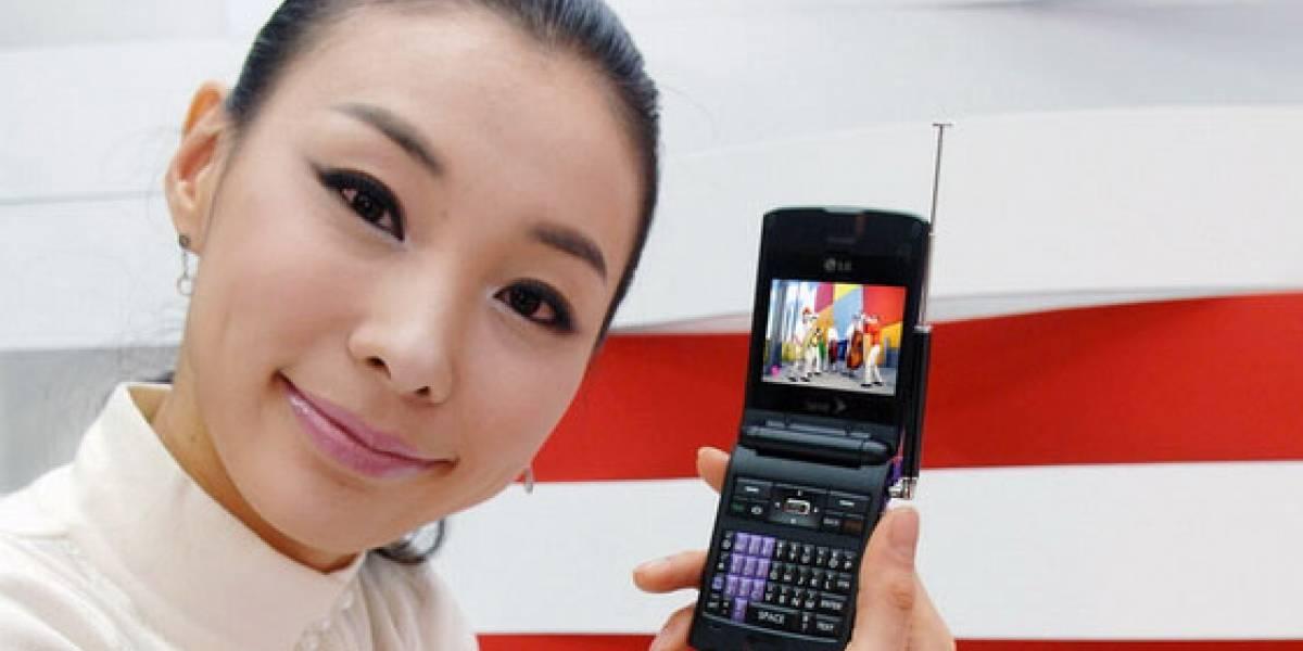 LG Lotus DTV: El Lotus pero con televisión digital