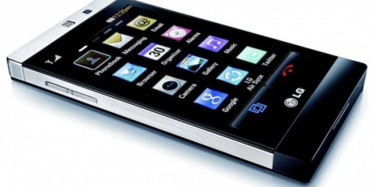 LG GD880 Mini llegará en este mes a Europa