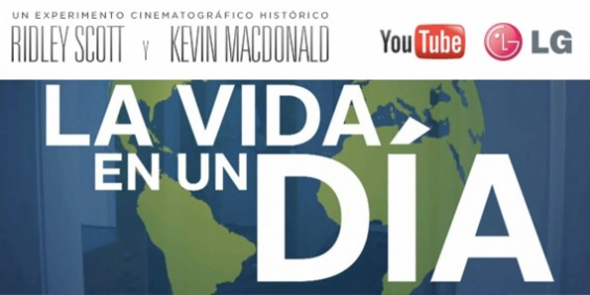 Chile: Gana un móvil LG participando en un documental en YouTube