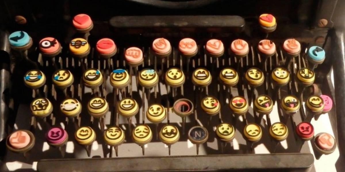 WinMoji muestra los emojis ocultos en Windows