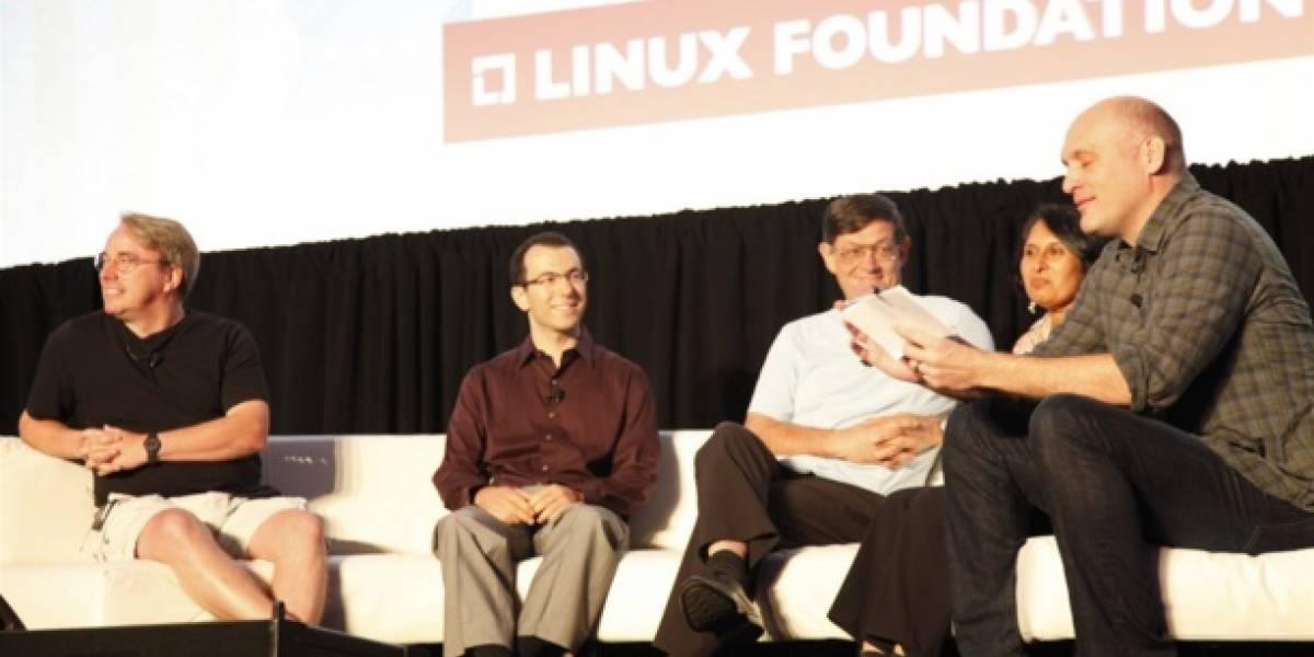 Linus Torvalds: Aún quiero que Linux reine en las PC de escritorio