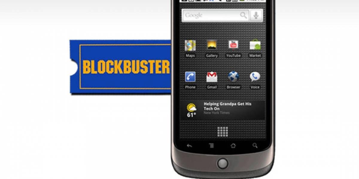 Blockbuster busca su salvación en el mercado de los móviles