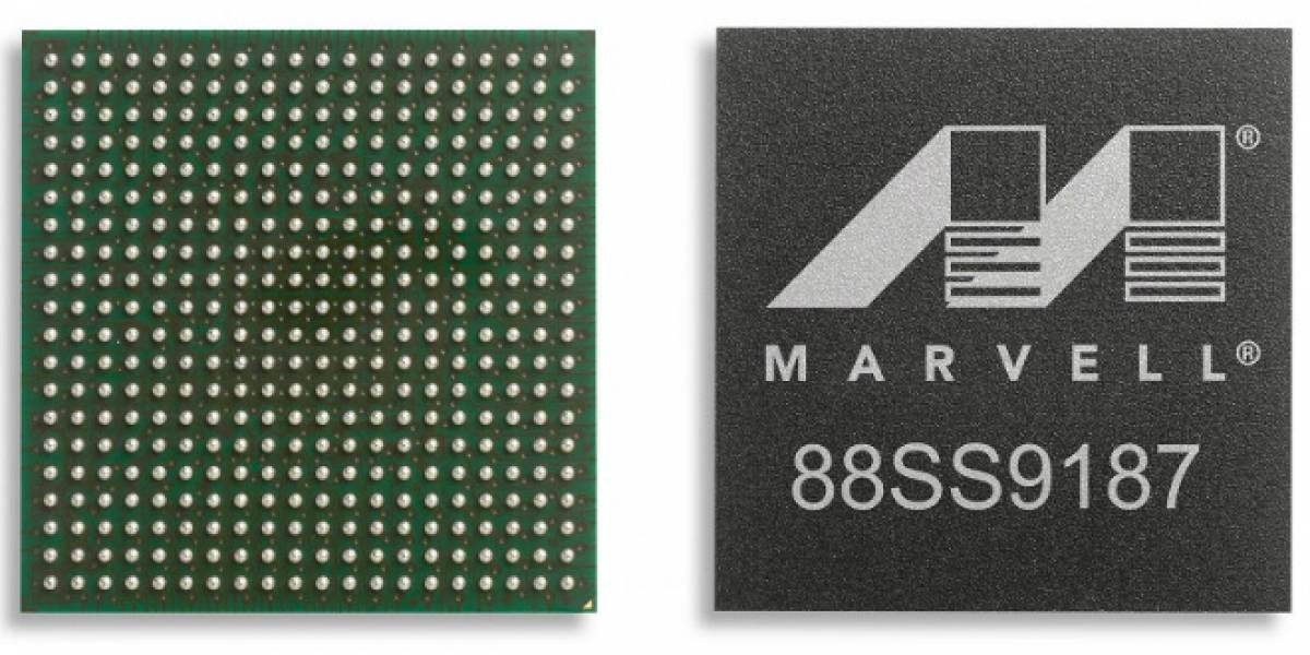 Marvell estrena nueva controladora para SSD con soporte para RAID