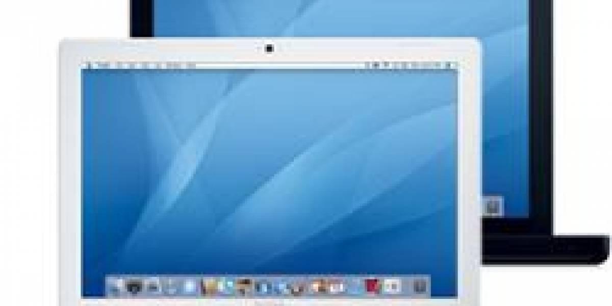 Apple actualiza los MacBooks