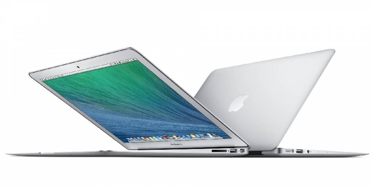 Apple lanza sus nuevas MacBook Air Edición 2014
