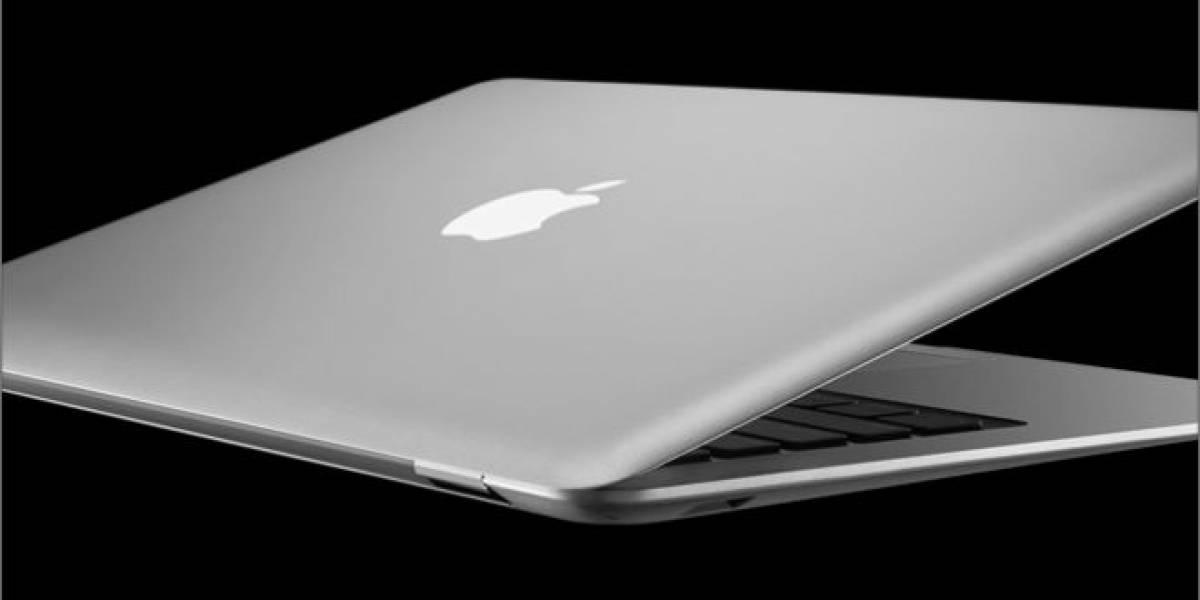 Apple patenta MacBook a energía solar