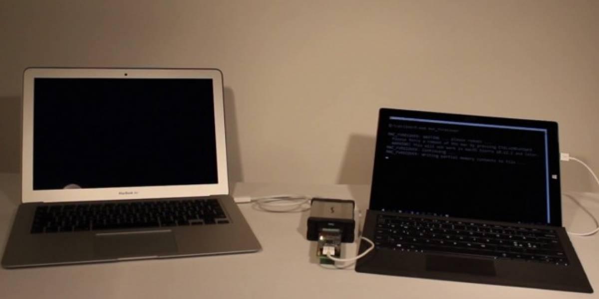 Tu computadora Mac puede ser hackeada mientras está bloqueada