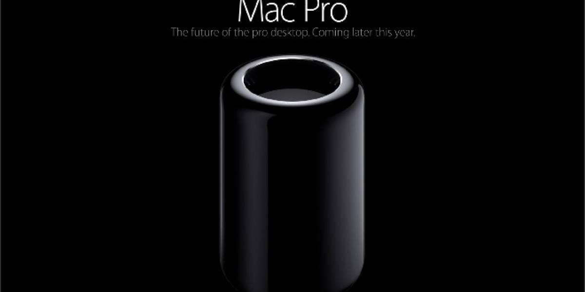 Apple Mac Pro Edición 2013 estará disponible en diciembre