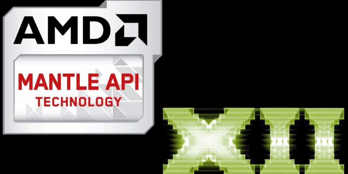 API gráfica Mantle podría ofrecer un rendimiento superior al de DirectX 12