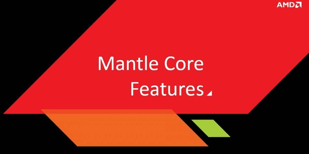 AMD Mantle: El API gráfica que aprovecha al máximo los GDC