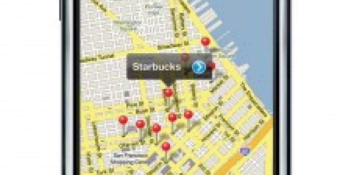 Apple tendría planes para crear su propio servicio de mapas