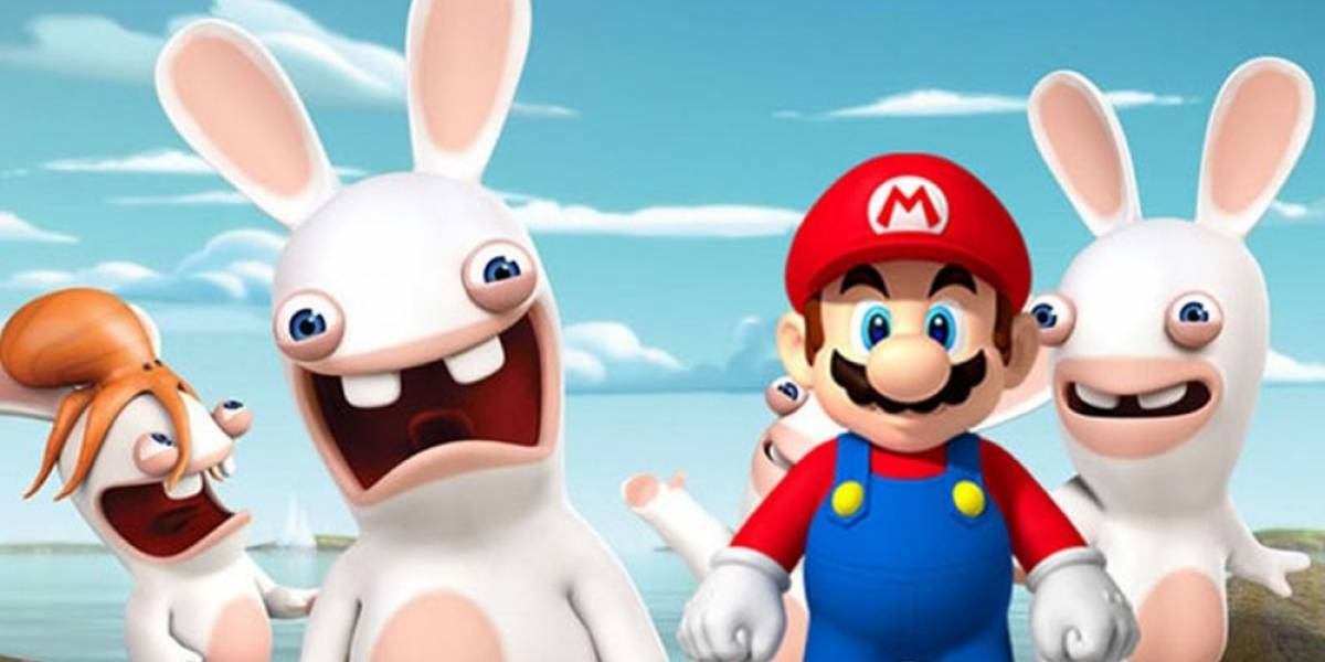 Reportan que Mario + Rabbids Kingdom Battle es real