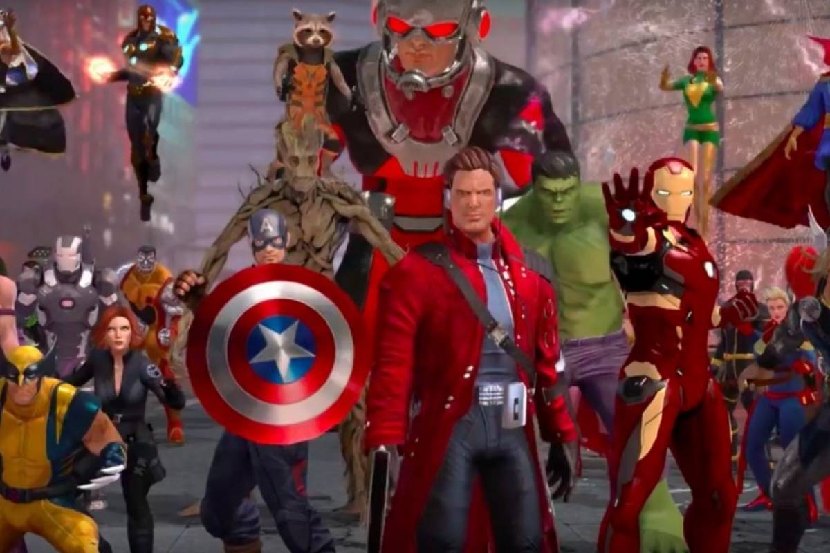 Arranca la Beta cerrada de Marvel Heroes Omega en PS4