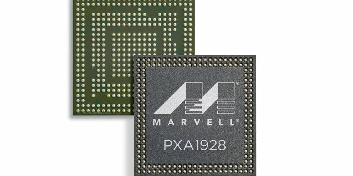 Marvell lanza su SoC de 64 bits Armada PXA1928