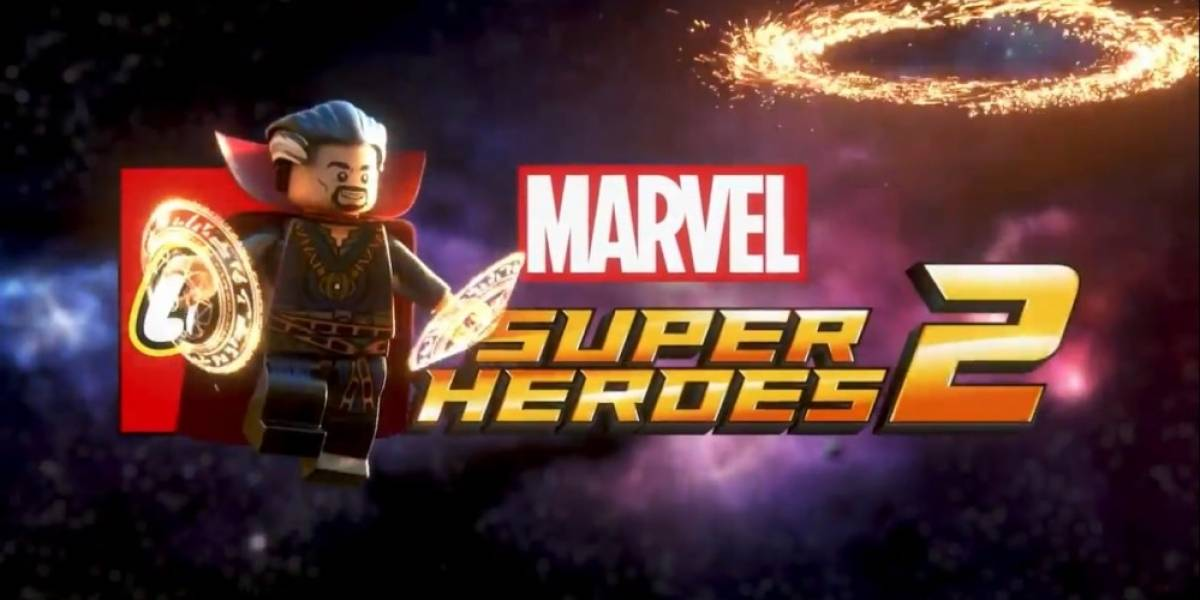 Se anuncia oficialmente Lego Marvel Super Heroes 2