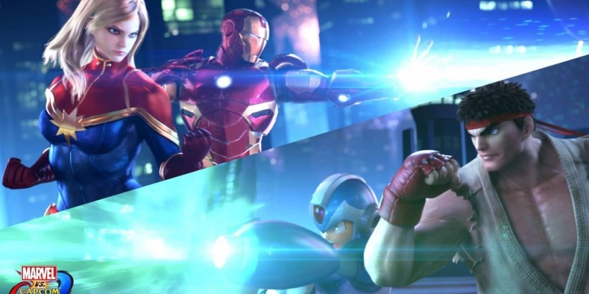 Marvel vs. Capcom: Infinite ya tiene fecha de lanzamiento