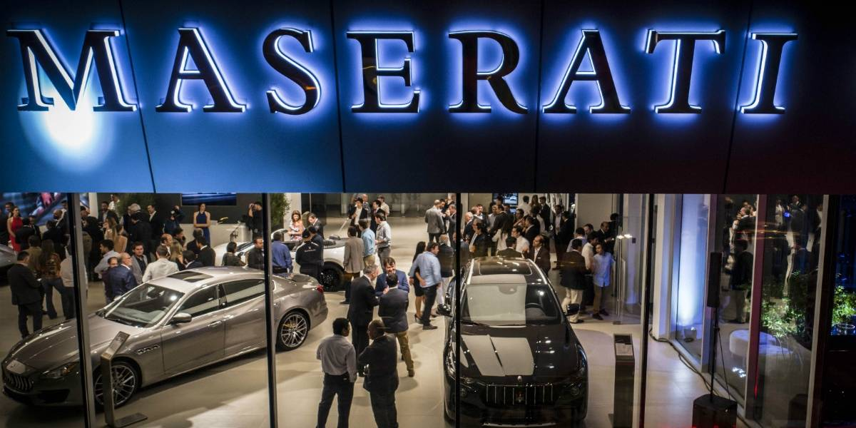Maserati logra cifras récord de ventas en Chile