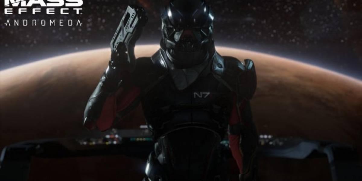 Mass Effect Andromeda se actualiza a la Deluxe Edition en EA/Origin Access