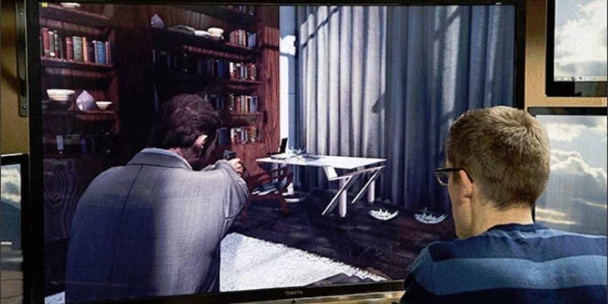 "Microsoft nos muestra Max Payne 3 a 3840 x 2160 ""4K"""