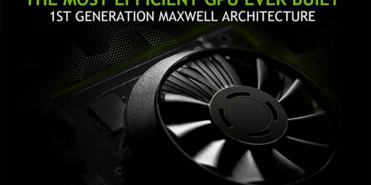 "NVIDIA mostrará mañana sus GPUs GeForce 800 ""GM10x"" a 20nm"